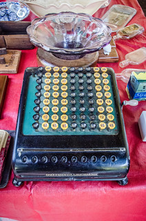 Burroughs Calculator