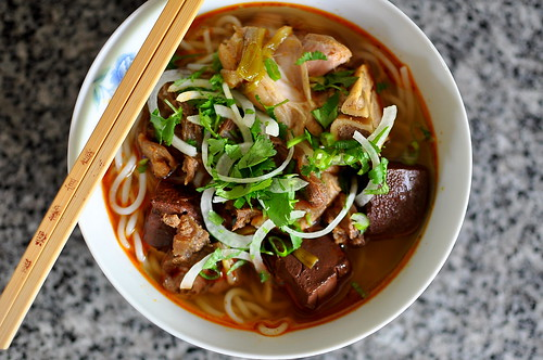 Bun Bo Hue Recipe  Gastronomy