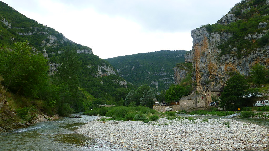 Tarn Gorge, La Malene
