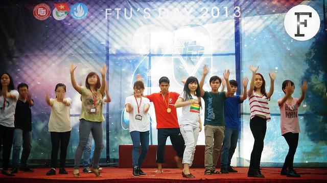 Tổng duyệt FTU's Day