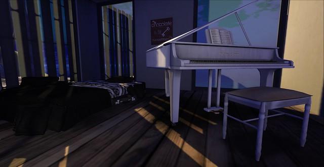 Blue Lagoon Bedroom