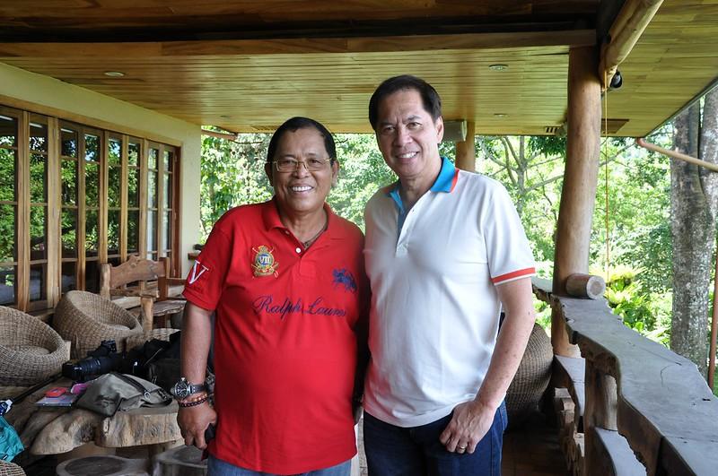 Chef Sandy and Barako Joe