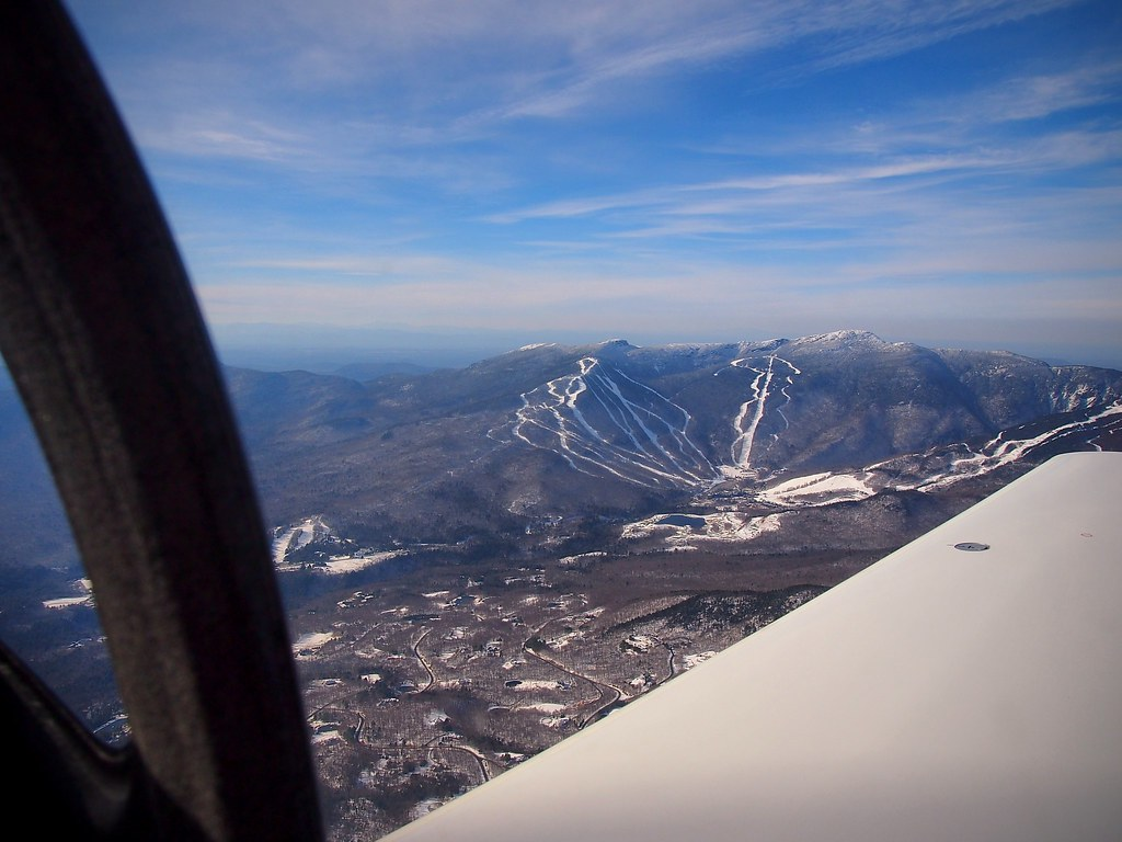 Mount Mansfield View