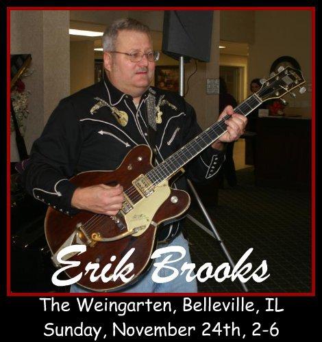 Erik Brooks 11-24-13