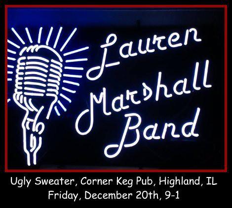 Lauren Marshall Band 12-20-13