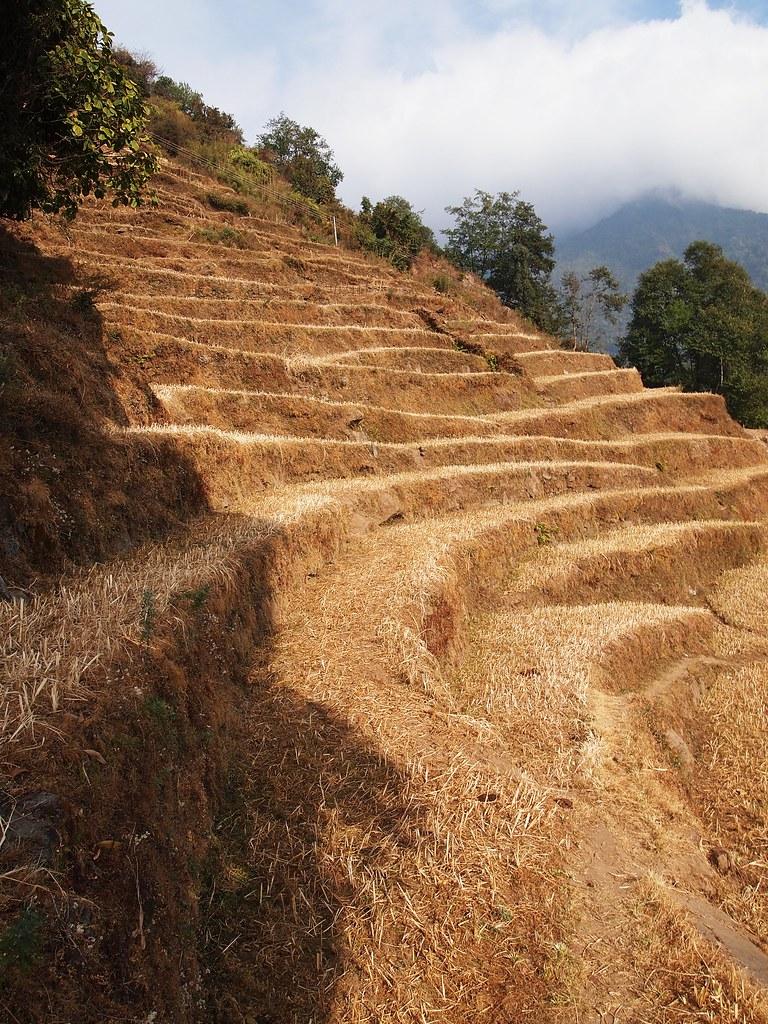 nepal day 4 hike