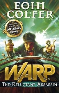 Eoin Colfer, W.A.R.P.