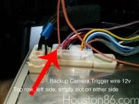 DIY Backup camera for BeSpoke and 2014 Pioneer - Scion FR ...