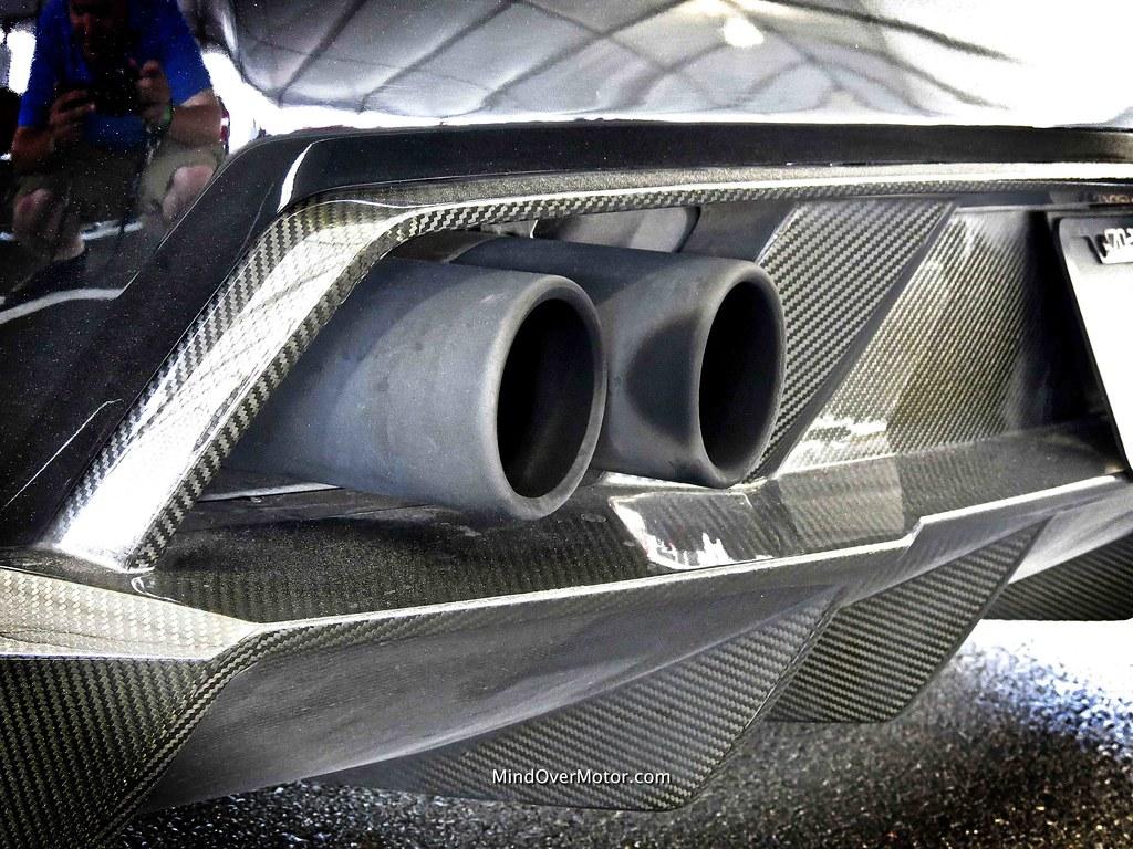 Lamborghini Gallardo LP570-4 Superleggera Exhausts