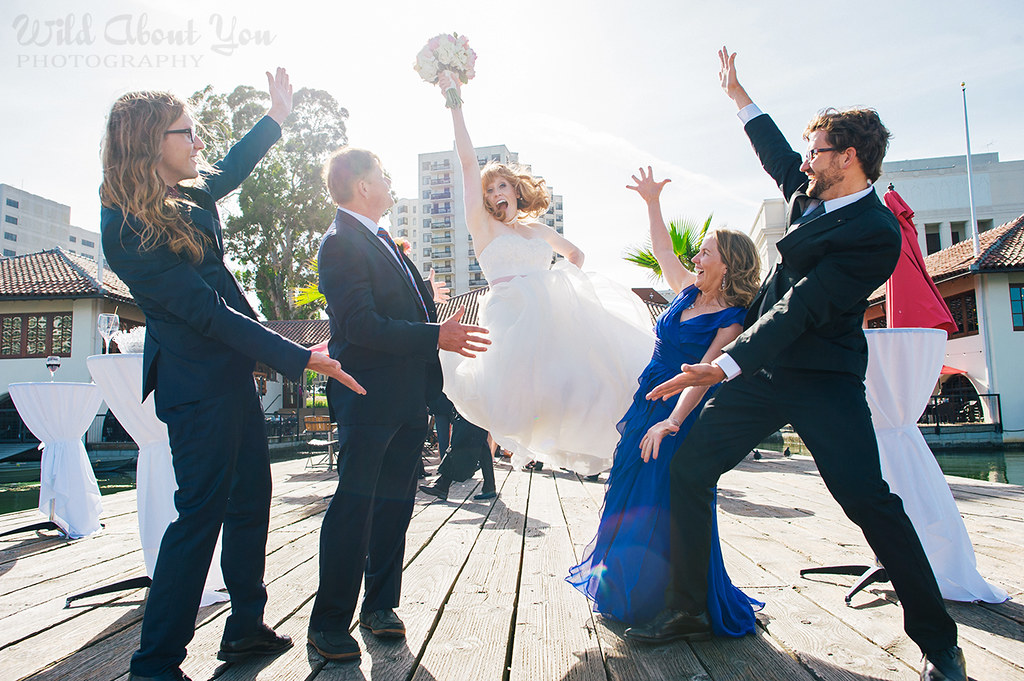 bridal jump