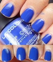 paillette little nail polish