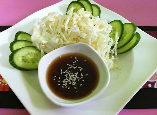 HKChoo Chuka cabbage