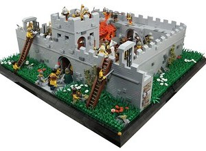 Attack on Hadrian's Wall