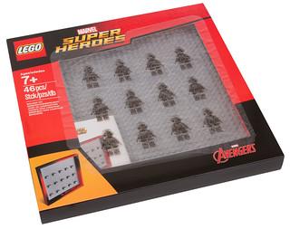 LEGO 853611 cadre minifigures