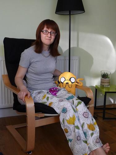 Handmade Pyjama Trousers