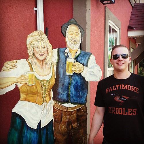 Sean in hot Stoudtsburg Village in Adamsville, Pa