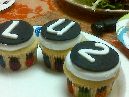 Yummy cupcakes by Charmaine