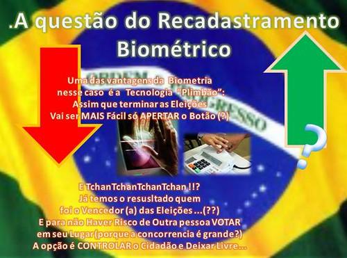 BiometriaRecadastramento