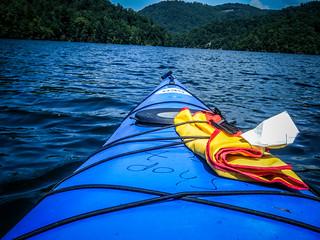 Boat sans GoPro :-(