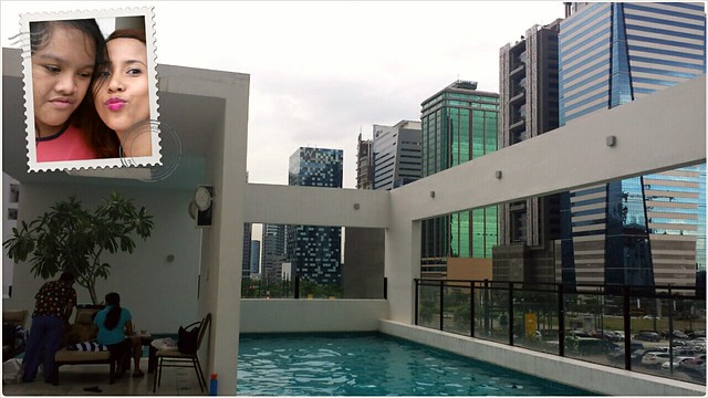 pool area Seda Hotel BGC