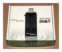Fuj:Tech DTV PRO -tikun boksi. Järkevän kokoinen.