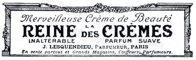 Paris advertisements:
