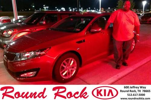Happy Birthday to Gary Lewis from Ruth Largaespada and everyone at Round Rock Kia! #BDay by RoundRockKia