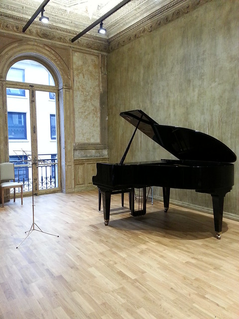 Sinfonietta Paris @ Éléphant Paname
