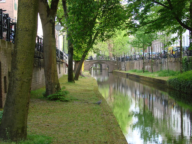 Europe's Most Beautiful Canals Are in Utrecht (3/6)