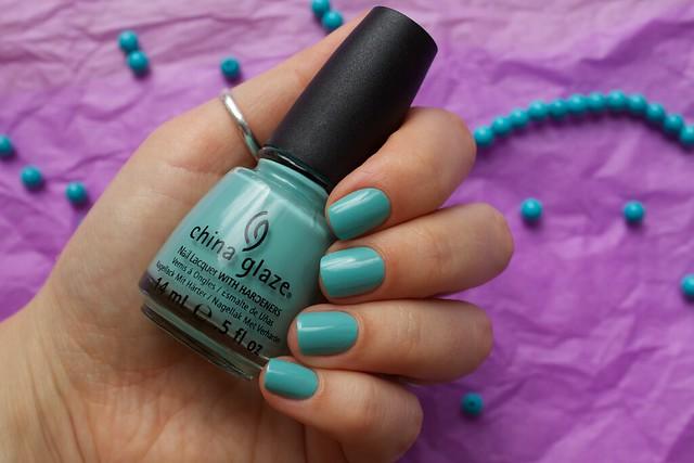 06 China Glaze For Audrey swatches