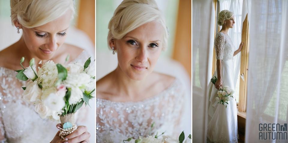 Autumn South Pond Farms Wedding Photography 0034