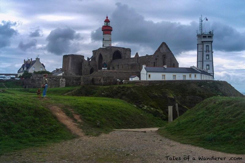 PLOUGONVELIN - Pointe Saint-Mathieu