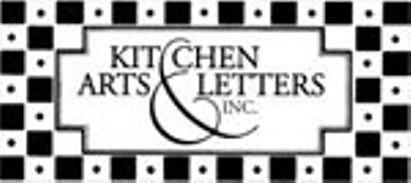 KITCHEN ARTS & LETTERS