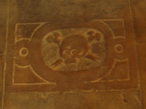 Lápida. Santa María del Mar by debolsillo