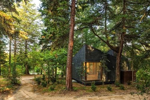 Ecohoteles en Portugal, Arquitectura Sustentable