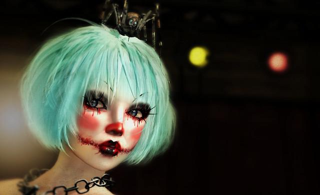Bloody Clown