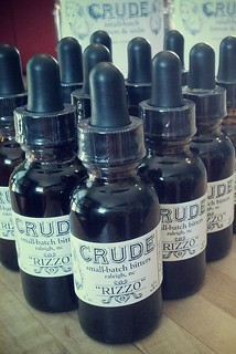 crude bitters