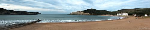 Bahía de Plentzia. by JoseluBilbo.