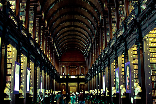 Trinity College Museum Long Room (1 of 1)