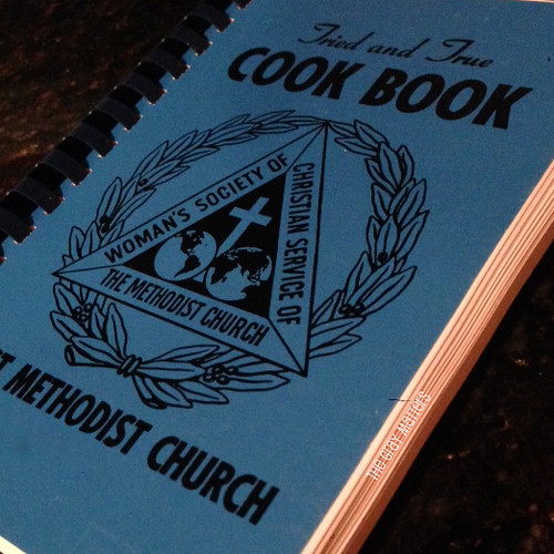 Methodist Cookbook