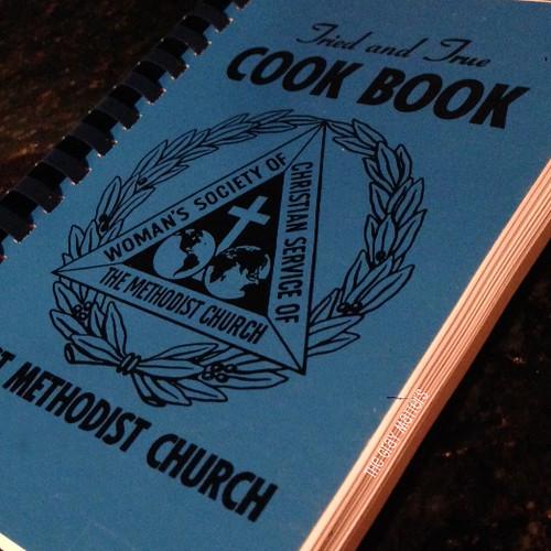 Methodist Cookbook