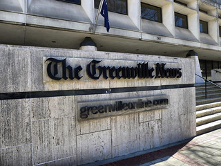 Greenville News Sign 2