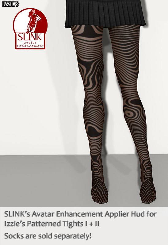 Slink Appliers for Patterned Tights