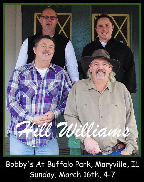 Hill Williams 3-16-14