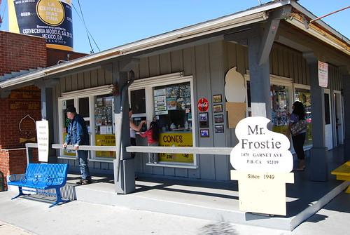 Mr Frostie front