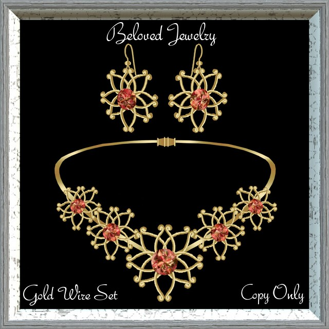 Beloved Jewelry  - FabFree Designer of The Day