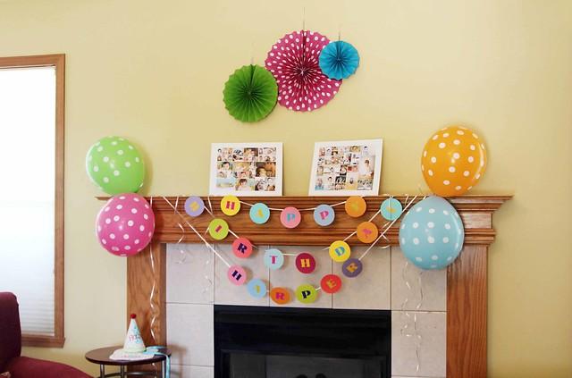 Harper's 1st Birthday