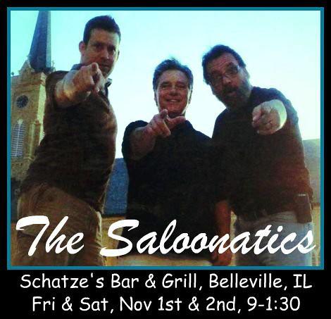 Saloonatics 11-1, 11-2-13