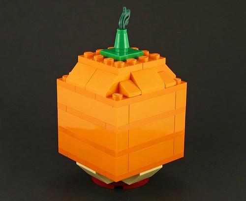 LEGO 40055 Halloween Pumpkin 05
