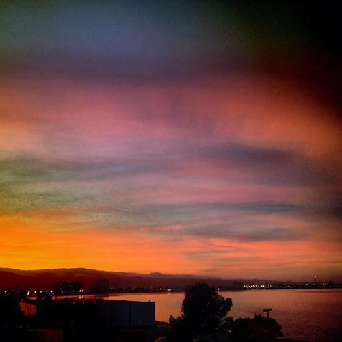 #sunset #sanfrancisco by @MySoDotCom
